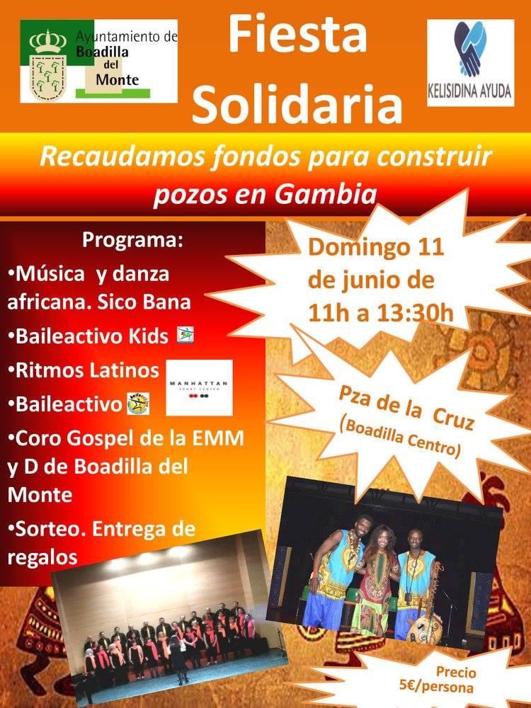 Fiesta Solidaria